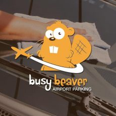 Busy_beaver_airport_parking_logo