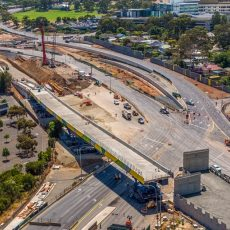 1_ Construction Drone Photography Adelaide-4