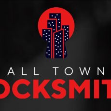 All Town Locksmith logo