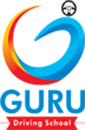 Guru Driving School logo
